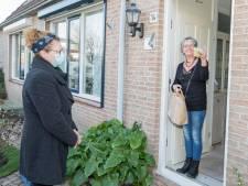 Met 400 liter erwtensoep langs 600 voordeuren in Sint-Annaland