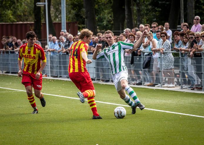 Amateurvoetbal Ondo - Neerkandia.