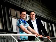 Johannes en Arie zaten in dezelfde klas: de een werd politicus, de ander raakte aan de drank
