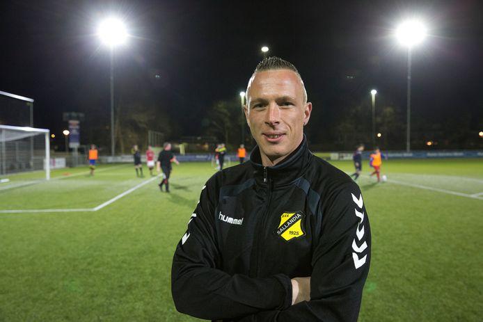 Rick Wolvenne wil niet in stilte afscheid nemen, de clubman van Sallandia knoopt er nog een jaar aan vast.