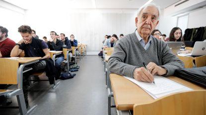 Maak kennis met 'Opa Erasmus': 80, student geschiedenis en volgend semester in Verona te vinden