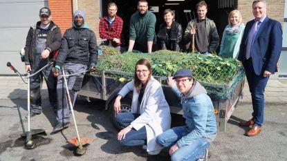 Sociaal Verhuurkantoor schakelt eigen huurders in voor groenonderhoud sociale woningen