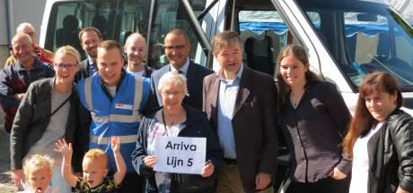 Qbuzz laat lijn 5 vaker rijden en vergroot bereik in Gorinchem