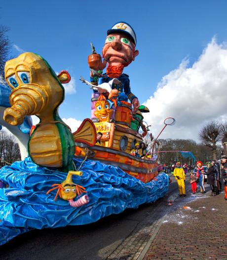 Kluivenduikers vieren al 55 jaar carnaval in Den Hout