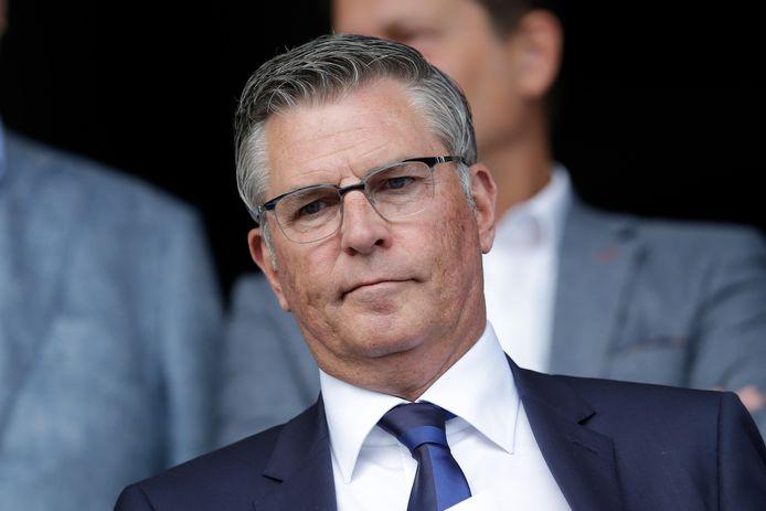 Algemeen directeur Martin van Geel van Willem II sluit niet uit dat er op 17 september publiek aanwezig kan zijn bij een eventuele thuiswedstrijd in de Europa League.