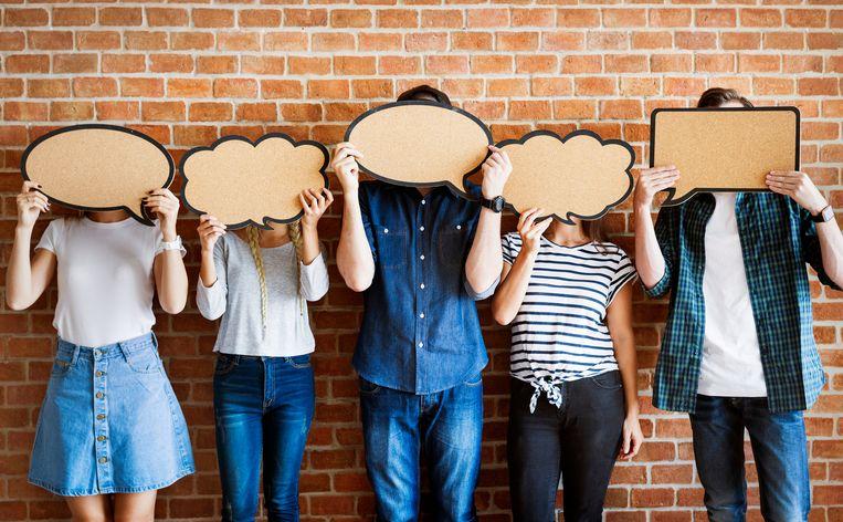 Onderzoek heeft voor het eerst getoond hoeveel effect taal kan hebben op seksegelijkheid en tolerantie, zeggen de onderzoekers. Beeld Getty Images/iStockphoto