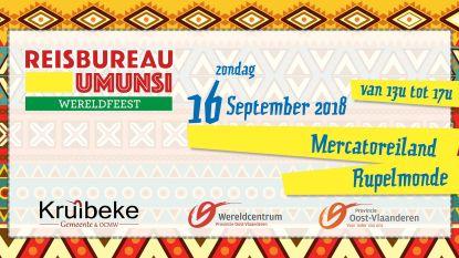 Reisbureau Umunsi verbindt Kruibeke met de wereld