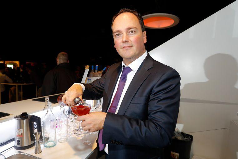 Jurgen Lijcops van Bar Burbure: begonnen als afwasser, maar wél smaakpapillen met 29 jaar ervaring.