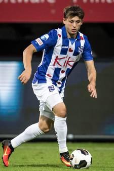 Heerenveen verhuurt Thern aan AIK