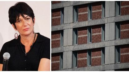 Lakens Ghislaine Maxwell verwijderd om zelfmoord te voorkomen
