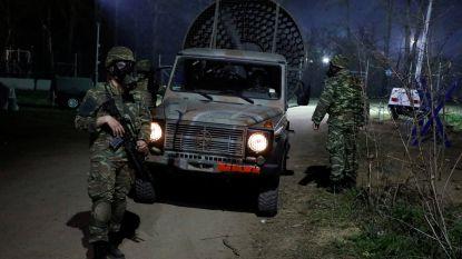 Opnieuw incidenten afgelopen nacht aan Grieks-Turkse grens