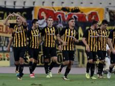 AEK Athene viert eerste Griekse titel in 24 jaar