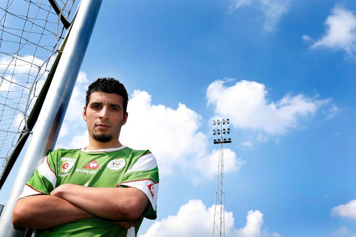 Karim Bridji bij Helmond Sport.