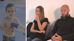 """Ouders die zoontje (4) verloren bij aanslag in Nice doen hun verhaal: """"Sorry dat we je die avond hebben meegenomen"""""""