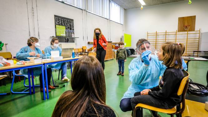 Geen uitbraak van Britse variant in Diksmuidse en Houthulstse basisscholen