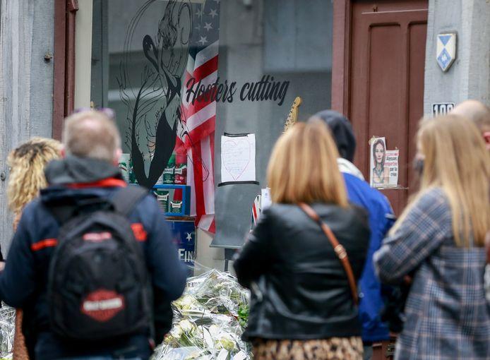 Le barber-shop d'Alysson, qui avait lancé son activité début août dans le centre de Liège, avait dû fermer ses portes il y a trois semaines en raison du confinement imposé par la crise sanitaire. Lundi dernier, la jeune entrepreneuse avait été retrouvée morte, sans laisser d'explication écrite sur son geste.