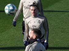 Real met Benzema maar zonder Ramos en Bale tegen Sevilla