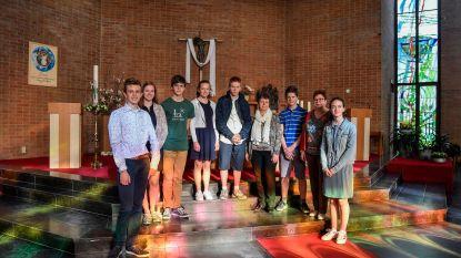 Tieners slaan uitnodiging paus niet af