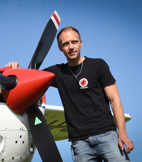 Bert (25) uit Gouda wordt piloot voor Amerikaanse zendingsorganisatie