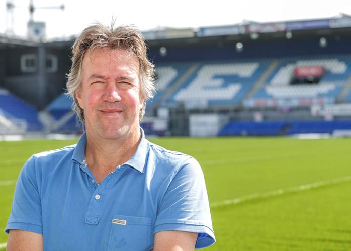 Wim van der Wal en zijn ploeg verloren in Amsterdam.