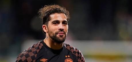 Ricardo Rodríguez is rustpunt én aanjager bij PSV
