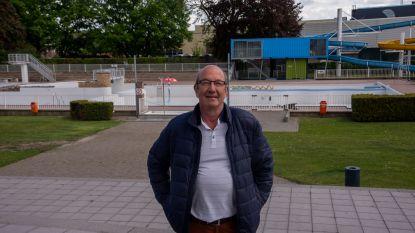 """Directeur Rudy (62) neemt na 39 jaar afscheid van zwembad De Warande met een coronaplan voor de zomer: """"Duizend mensen gespreid over een dag is perfect haalbaar"""""""