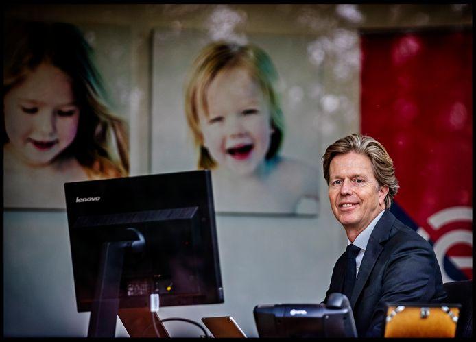 Jan de Jong, directeur Eredivisie CV.