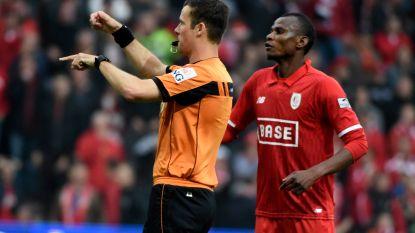 """VIDEO - """"Waar moet Vormer anders naartoe met zijn arm?"""": Scheidsrechter Van Driessche verdedigt zich nadat hij goal Vossen goedkeurde"""