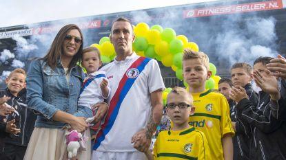 Ex-voetballer Fernando Ricksen (43) verliest de strijd tegen spierziekte ALS