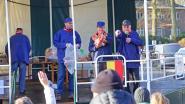 Traditionele Sint-Antoniusviering in Essene: nog weinig interesse voor levend biggetje