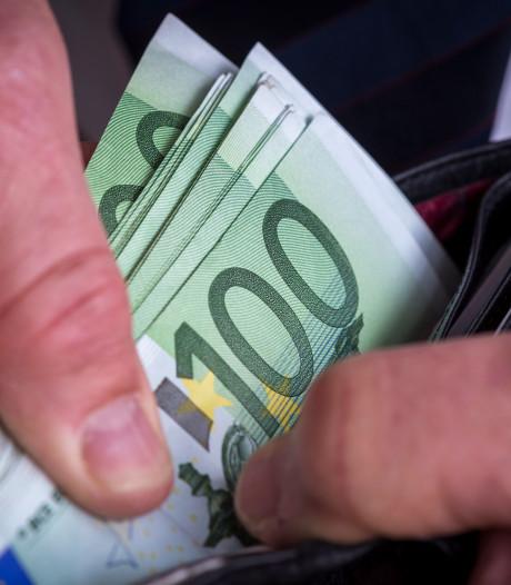 Man met schuld van ruim 34.000 euro bij toeval aangehouden in Gorinchem