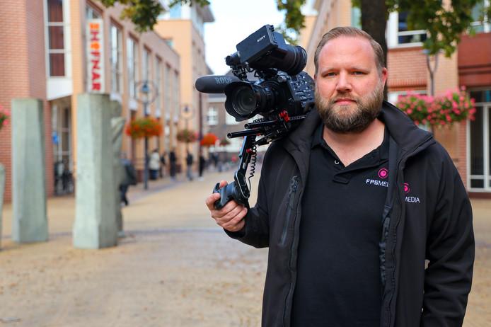 Maarten Moonen heeft een documentaire gemaakt over het bloemencorso in Valkenswaard.