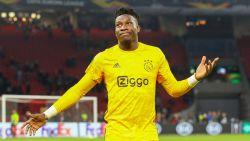 """Ajax-keeper Onana zag transfer naar Italië mislukken door huidskleur: """"Zwarte doelman zou te veel problemen geven"""""""