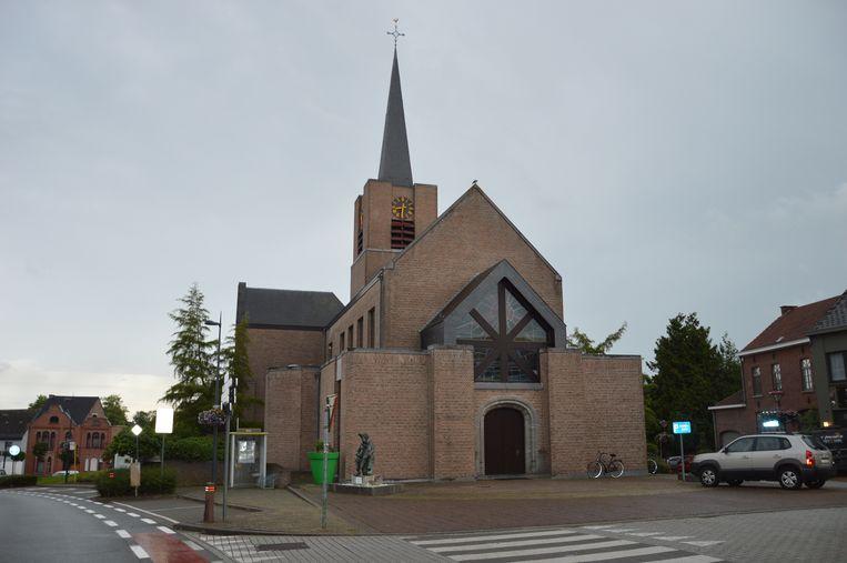 De kerk van Kerksken.