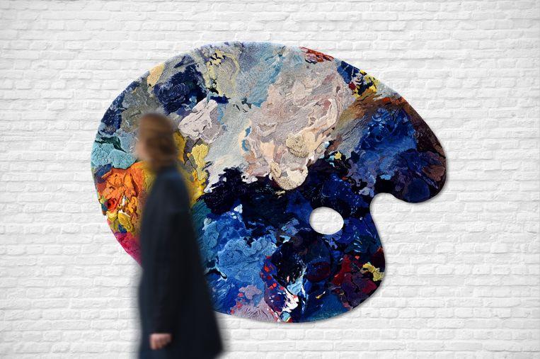 Design Museum Gent - Kleureyck. Van Eycks kleuren in design.
