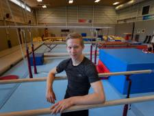 Na zeven medailles op NK turnen pakt Ridder verdiende rust