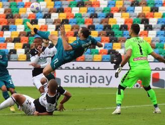 Geen greintje verval: Ibrahimovic (39) wéér beslissend met clevere omhaal