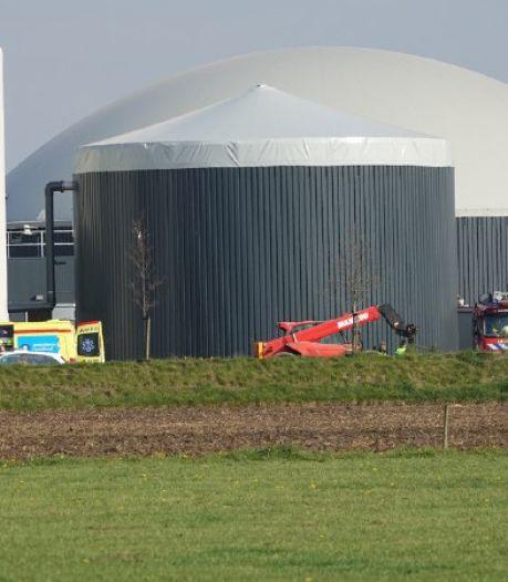Gewonde bij bedrijfsongeval Agro Energie bij Hardenberg