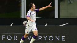 LIVE. Lukaku en co in de problemen: Chiesa zet Fiorentina op voorsprong