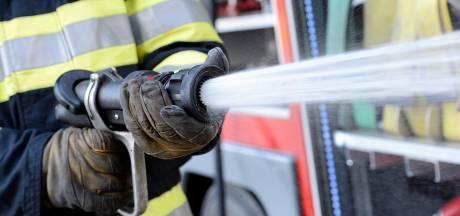 Schuur brandt af in Blijham