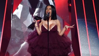 Cardi B, Ed Sheeran en Taylor Swift grote winnaars op de iHeartRadio Music Awards 2018
