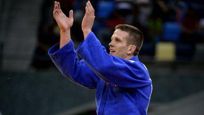 Dirk Van Tichelt verovert brons tegen titelverdediger