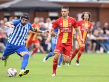 Go Ahead Eagles houdt stand in vermakelijk potje tegen Famagusta