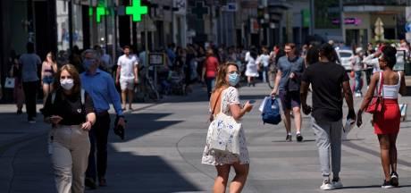 Le port du masque sera généralisé à Bruxelles si la Région dépasse un certain seuil de cas