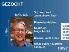 'Avontuurlijke treinfanaat' Gerard (52) uit Druten bijna twee weken vermist