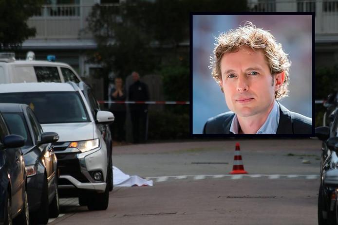 De advocaat van kroongetuige Nabil B., Derk Wiersum, is vanochtend in Amsterdam in koelen bloede op straat doodgeschoten. Hij is 44 jaar geworden en laat twee jonge kinderen achter.