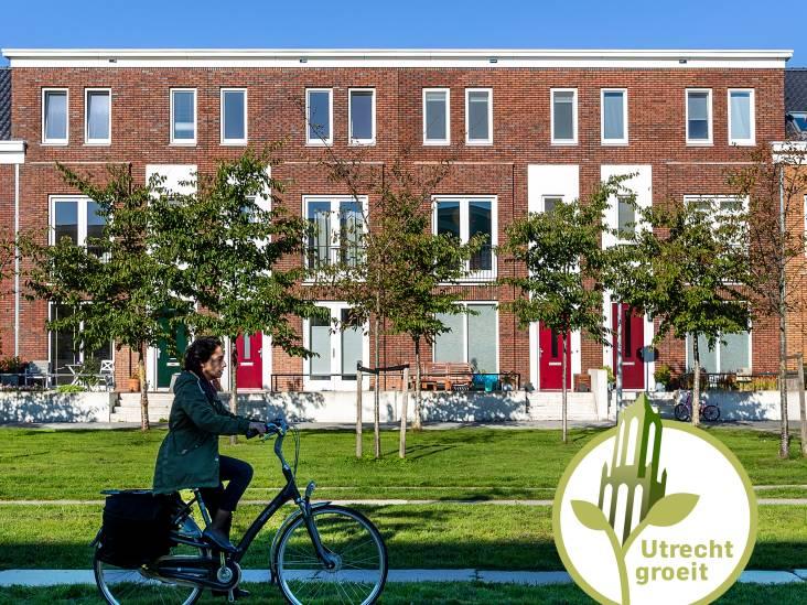 Half miljoen voor een rijtjeshuis: de huizen worden duurder en duurder in booming Leidsche Rijn