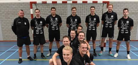 Bij handballers HVW is de concurrentie dit seizoen groot: 'Heerlijk'