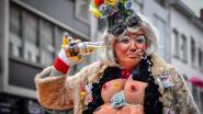 De Voil Jeanettenstoet: Corona drinken, barbecuetje doen op de Grote Markt en kapot gaan van het lachen