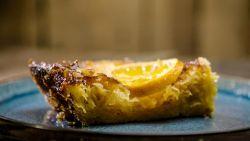 Griekse kost! Loïc maakt portokalopita